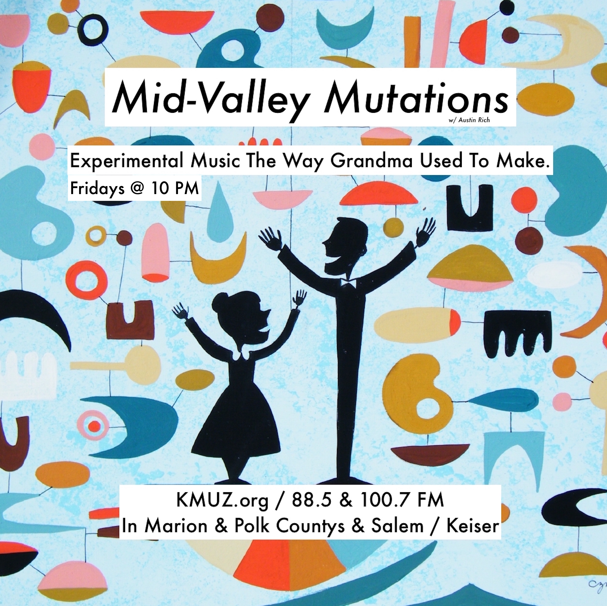 Mid-Valley Mutations | Experimental Radio the way grandma used to make.\